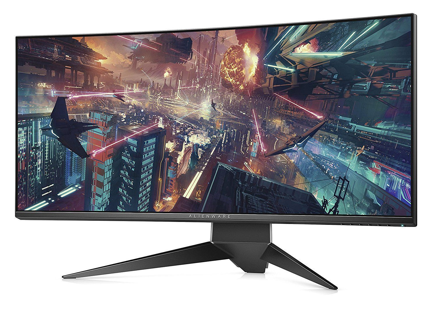 alienware aw3418DW g sync