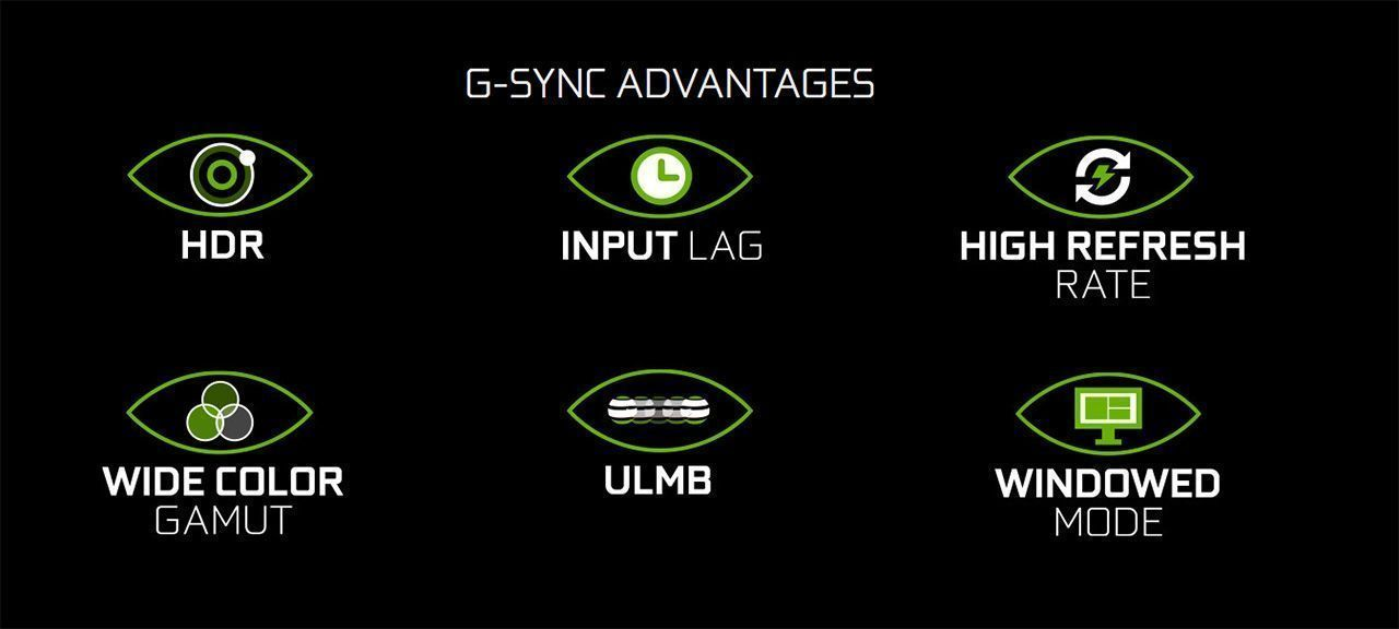 ventajas ultrawide g sync