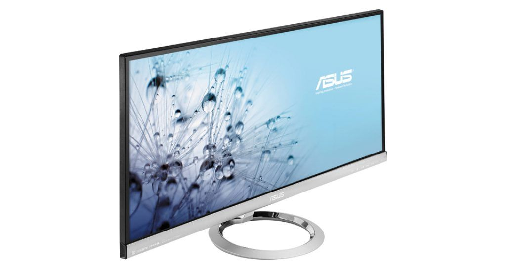 ASUS MX299Q monitor ultra panoramico
