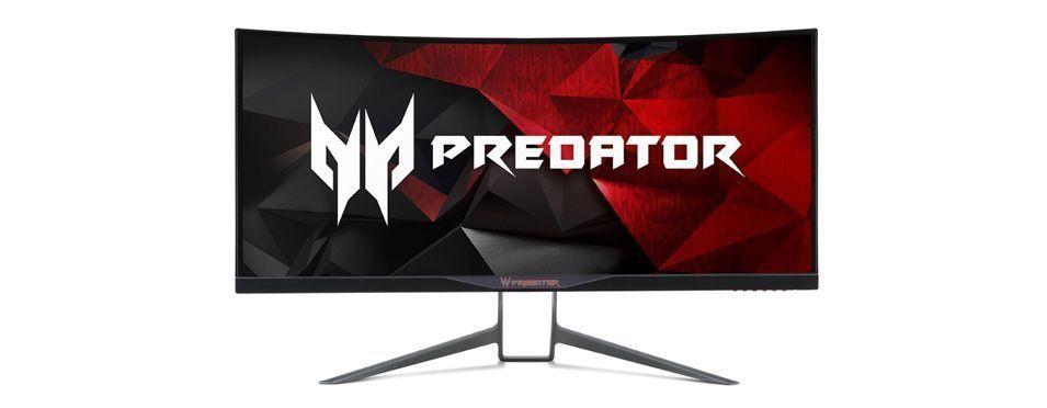 Monitor ultrawide Acer Predator X34A