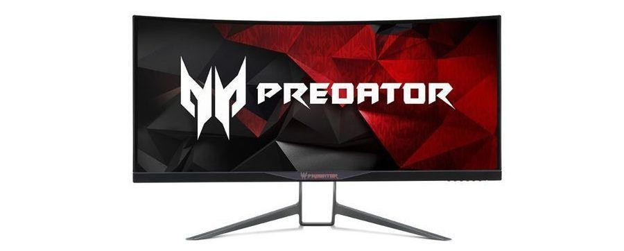 Acer Predator X34A monitor ultra wide