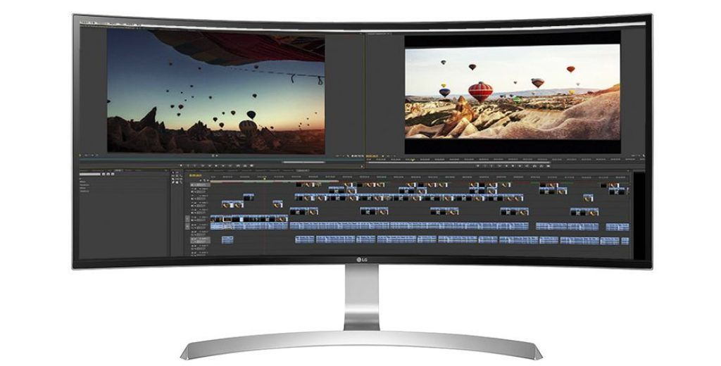 Monitor ultrapanoramico LG 34UC99-W
