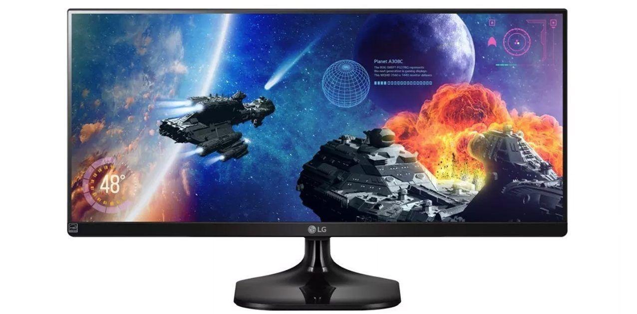 monitor ultrawide lg 25um58-p