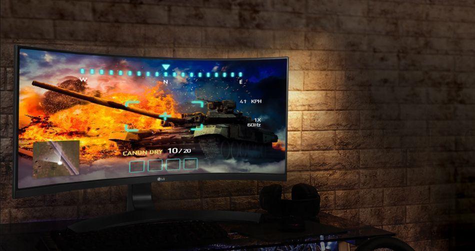 LG 29uc88 ultrawide gaming juegos