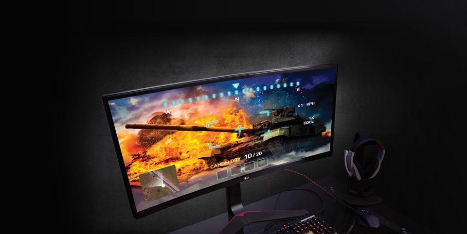 LG 34UC79G-B monitor curvo para gaming
