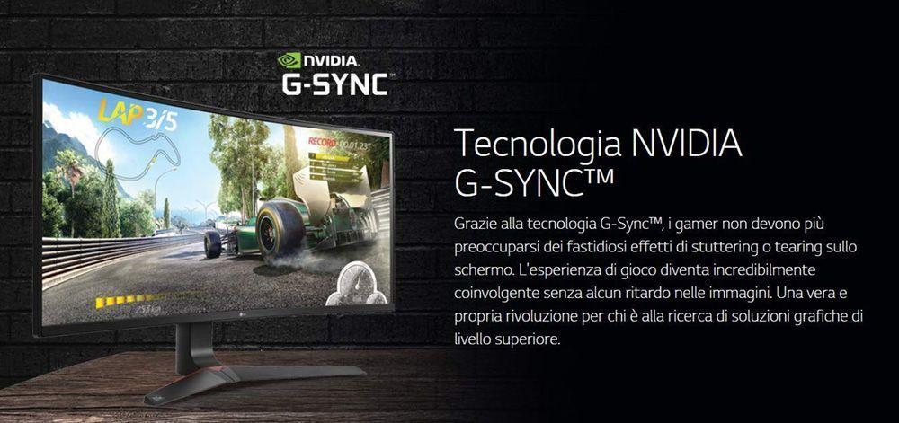 LG 34UC89G-B review gsync