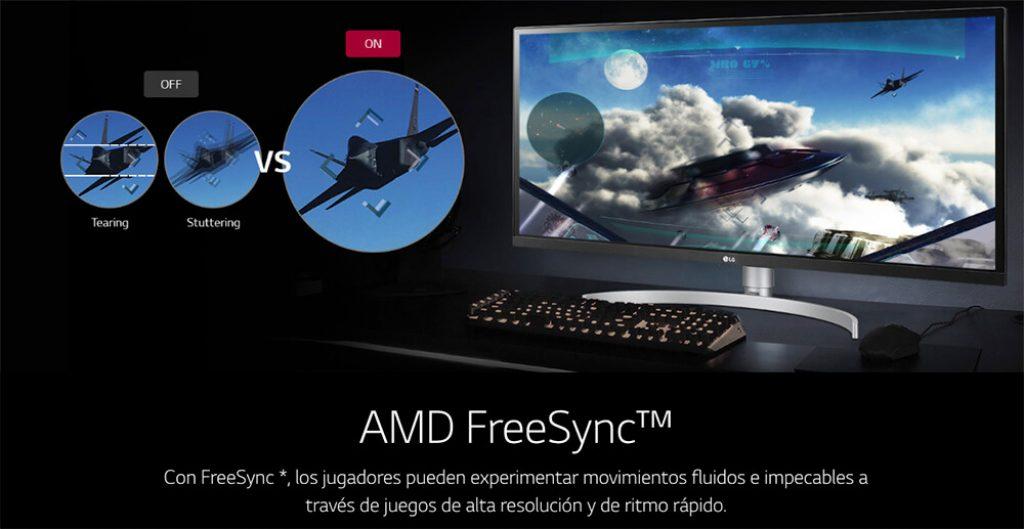 tecnologias pantalla LG 29wk500-p