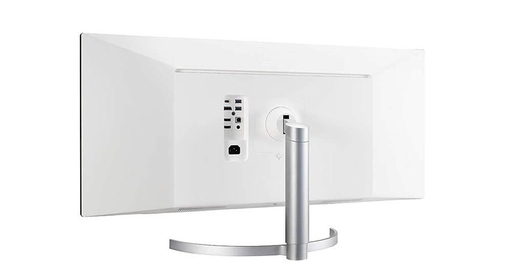 conectividad LG 34WK95U