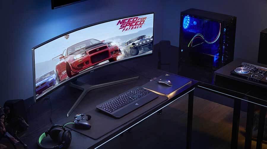 sirve monitor ultrawide 32:9 para gaming