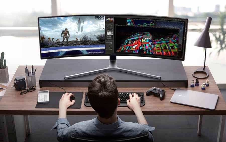 mejores monitores ultrawide 32:9 en 2020