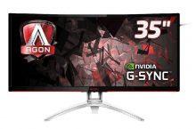 AOC AG352UCG, el Monitor Gaming 35″ más «PRO»
